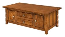 Rock Island Cabinet Coffee Table