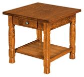 Rock Island Open End Table