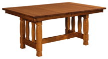Rock Island Trestle Dining Table