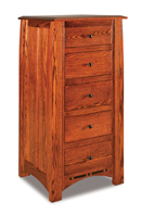 Boulder Creek  5 Drawer Lingerie Chest