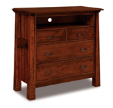 Artesa 4 Drawer Media Chest