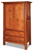 Artesa 2 Drawer 2 Door Armoire