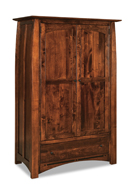 Boulder Creek  Wardrobe Armoire