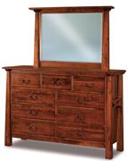 "Artesa 62"" 9 Drawer Dresser"