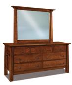 "Artesa 69"" 7 Drawer Dresser"