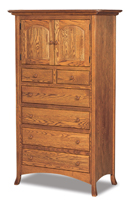 Carlisle Chest Armoire