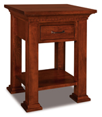 Empire 1 Drawer Open Night Stand