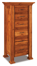 Empire 6 Drawer Lingerie Chest