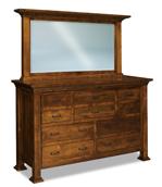Empire  10 Drawer Dresser