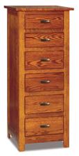 Flush Mission  6 Drawer Lingerie Chest