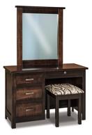 Flush Mission  Vanity Dresser