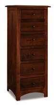 Finland 6 Drawer Lingerie Chest