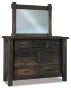 """Houston 64"""" 9 Drawer Dresser"""
