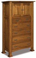 Lexington Chest Armoire