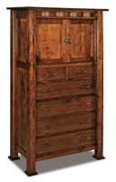 Sequoyah Chest Armoire