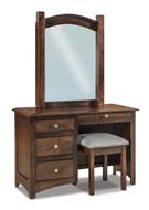 Finland Vanity Dresser