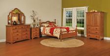 Hoosier Heritage Bedroom Set