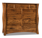 Reno 11 Drawer Double Chest