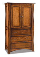 Reno 3 Drawer 2 Door Armoire