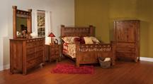 Sequoyah Bedroom Set