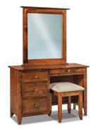 Shaker  Vanity Dresser