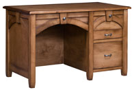 Kensing Single Pedestal Desk