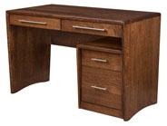 Nova Writing Desk with File Cabinet