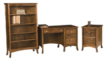 Carlisle Office Furniture Set