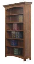 Oakwood Bookcase