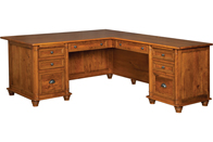 Belmont Corner Desk