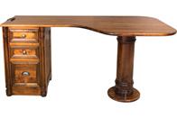 Belmont Pedestal Desk