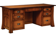 Bridgefort Mission Executive Desk