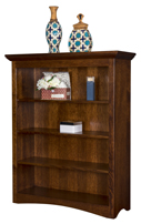 Maysville Open Bookcase