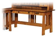 "Open Freemont Mission 66"" Open Desk"