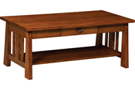 Open Freemont Mission Coffee Table