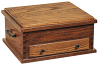Mission Silverware Chest