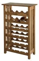Mission Wine Rack