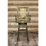Homestead Captains Swivel Bar Stool