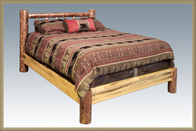 Glacier Country Platform Bed