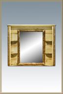 Glacier Country Deluxe Dresser Mirror