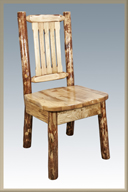 Glacier Country Side Dining Chair