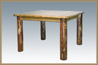Glacier Country Squared Dining Table