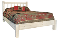 Homestead Platform Bed