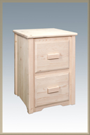 Homestead 2 Drawer Filing Cabinet