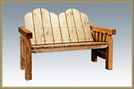 Homestead Deck Bench