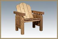 Homestead Single Deck Chair
