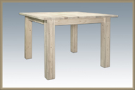 Homestead Squared Dining Table