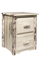 Montana  2 Drawer Filing Cabinet