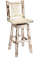 Montana Bar Stool with Swivel