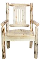 Montana Captain's Chair